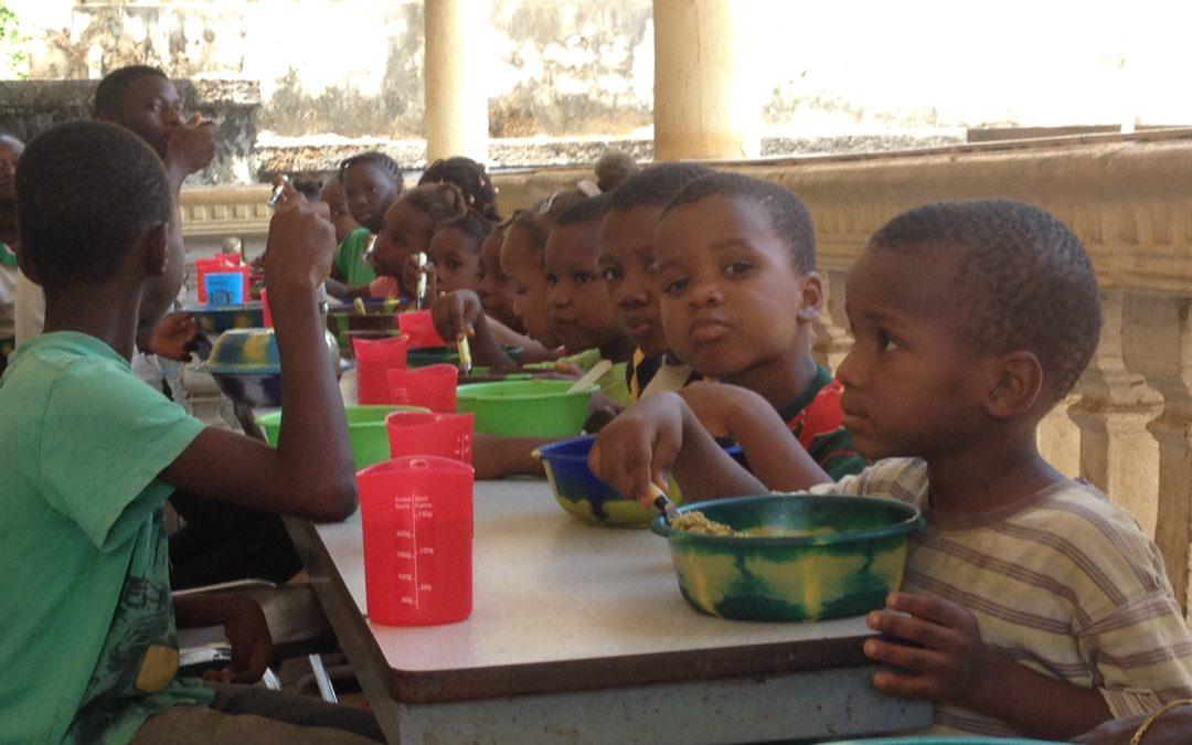 Guinea, West Africa Orphanage