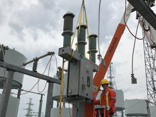 Emergency Replacement of 35KV Switcher